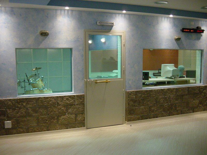 Blue Studio 2